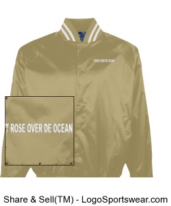 CREAM AND WHEAT JACKET Design Zoom