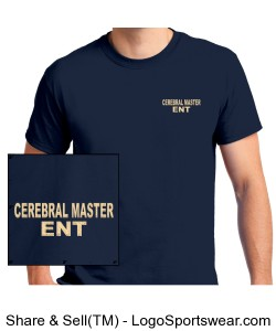 CEREBRAL MASTER ENTERTAINMENT T-SHIRTS Design Zoom