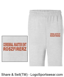 CEREBRAL MASTER ENTERTAINMENT ROSZFIRERZ PANTS Design Zoom