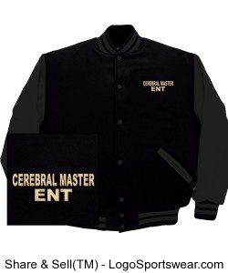 Cerebral Master Entertainment BLACK NIGHT VEST Design Zoom
