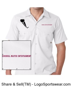CEREBRAL MASTER ENTERTAINMENT WORK SHIRTS Design Zoom